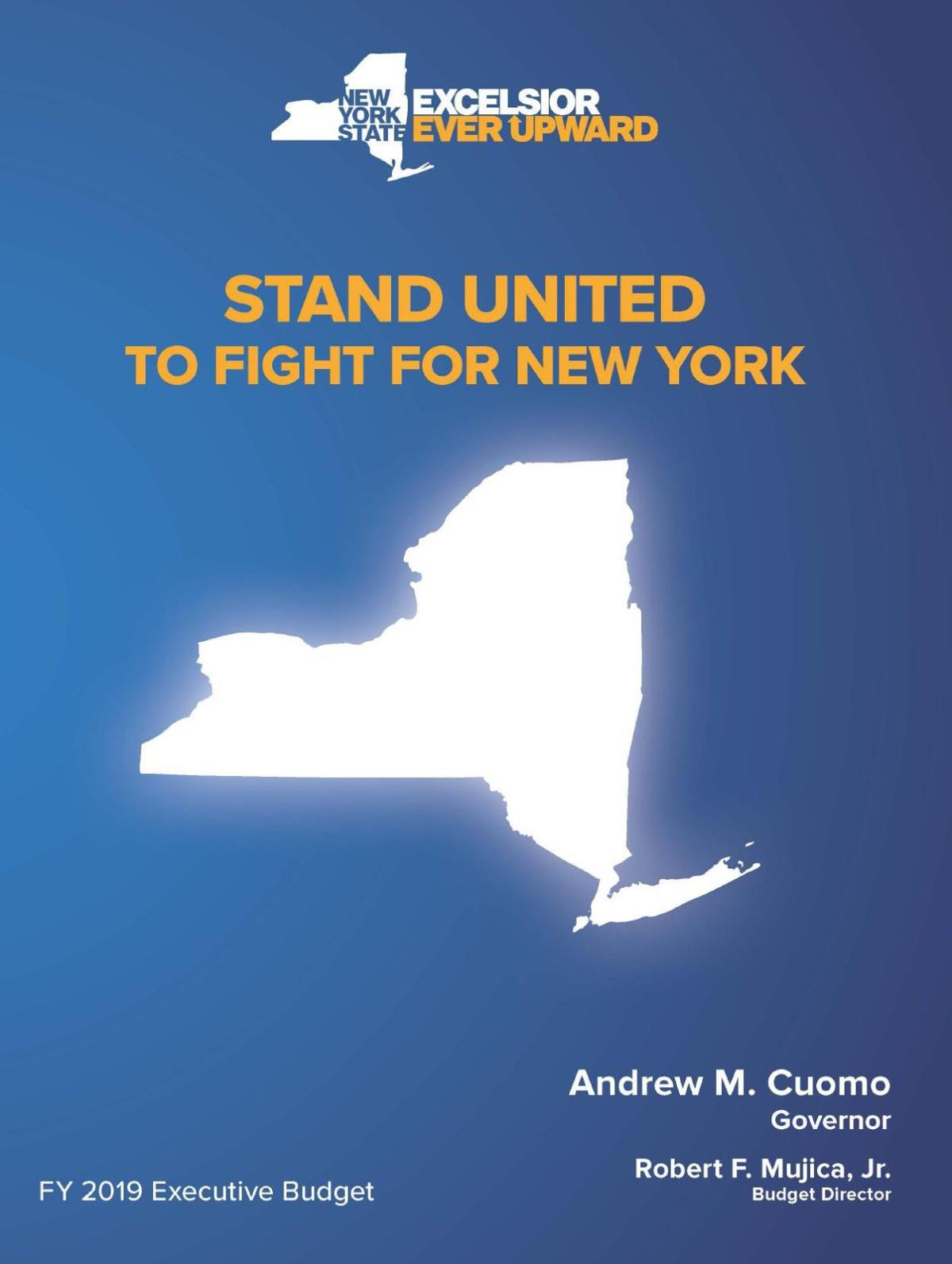 New York state budget proposal