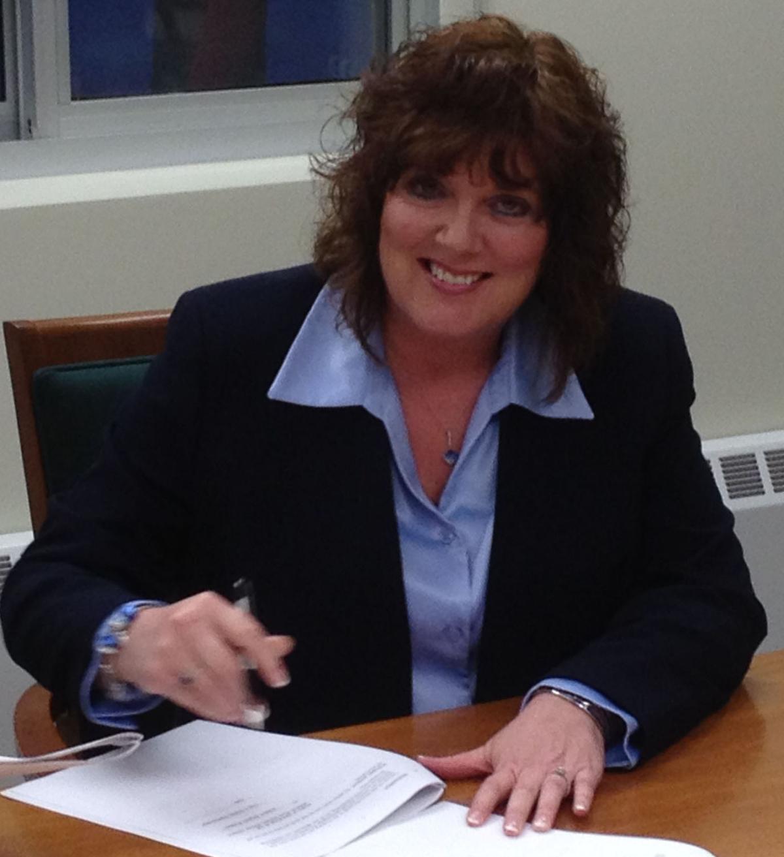 Superintendent Linda Goewey