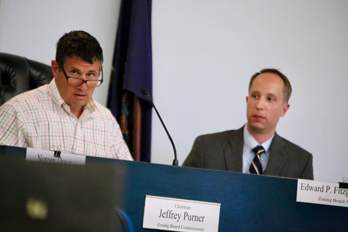 Glens Falls Zoning Board meeting