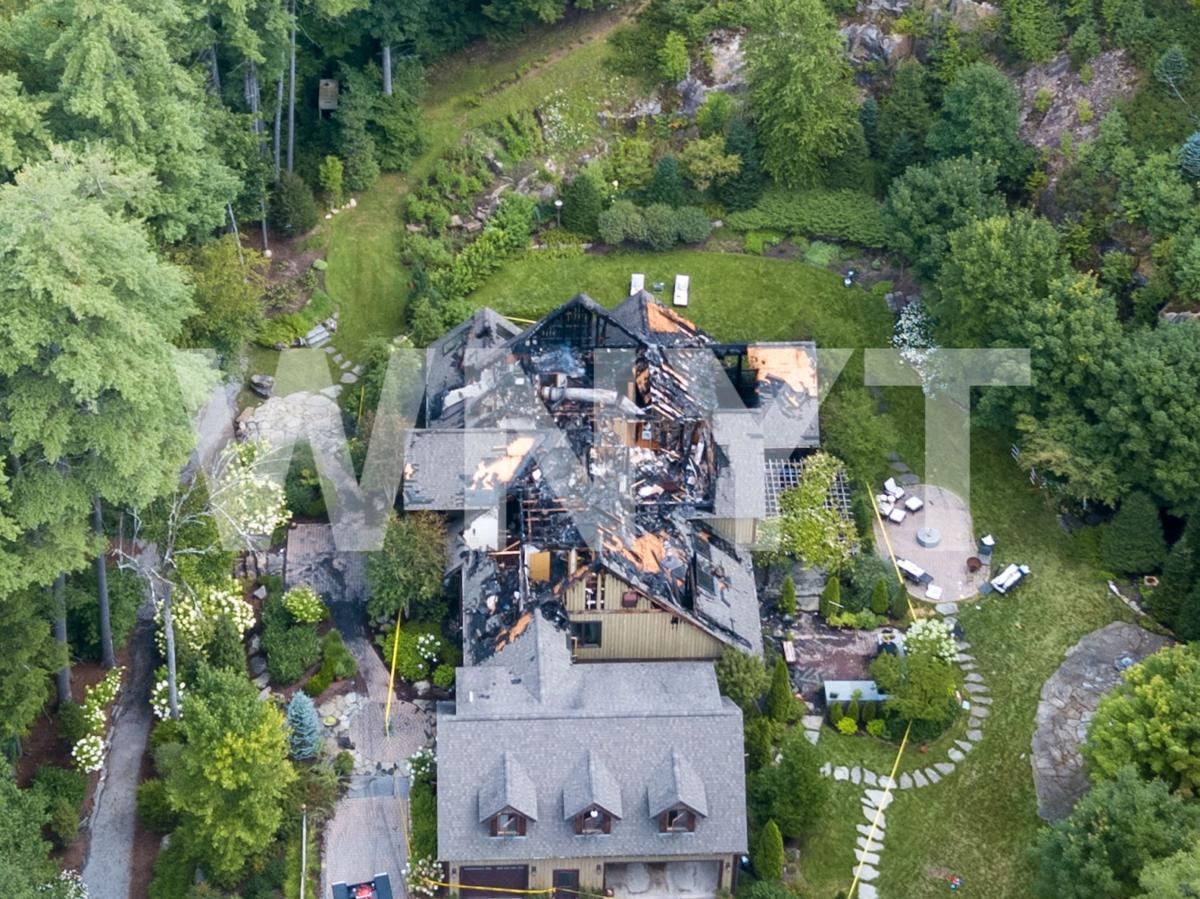Investigators say fire at Rachael Ray's house started in ...