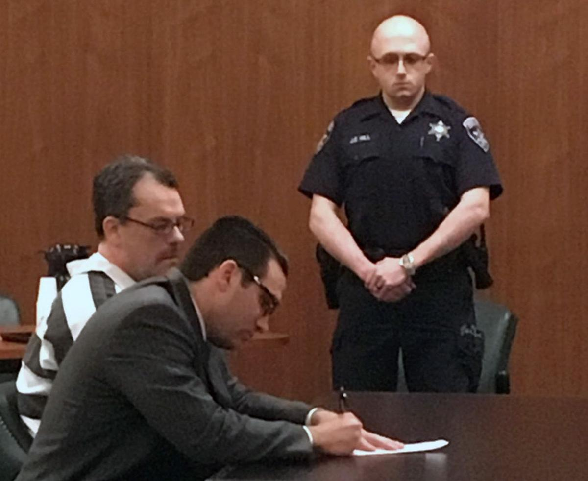 Chapman sentenced for Glens Falls murder   Local   poststar com