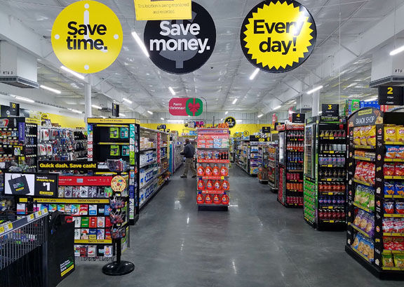 Dollar General Opens To Customers In Gansevoort Local