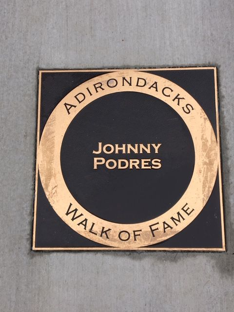 Welcome Center - Walk of Fame