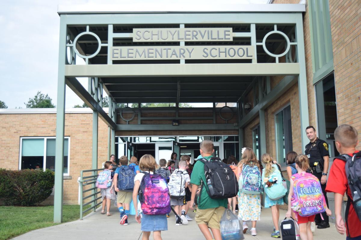 Schuylerville schools open