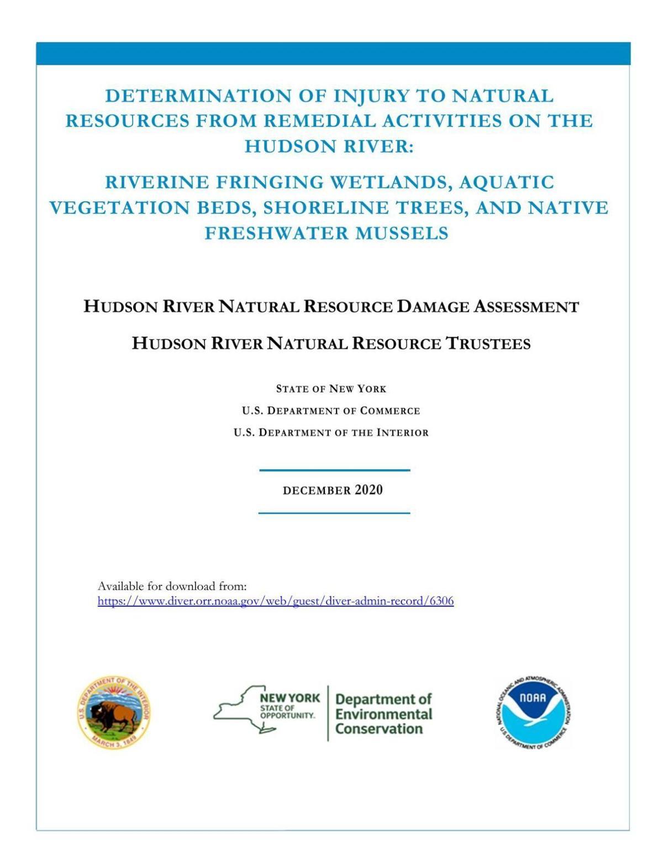 Hudson River dredging impacts