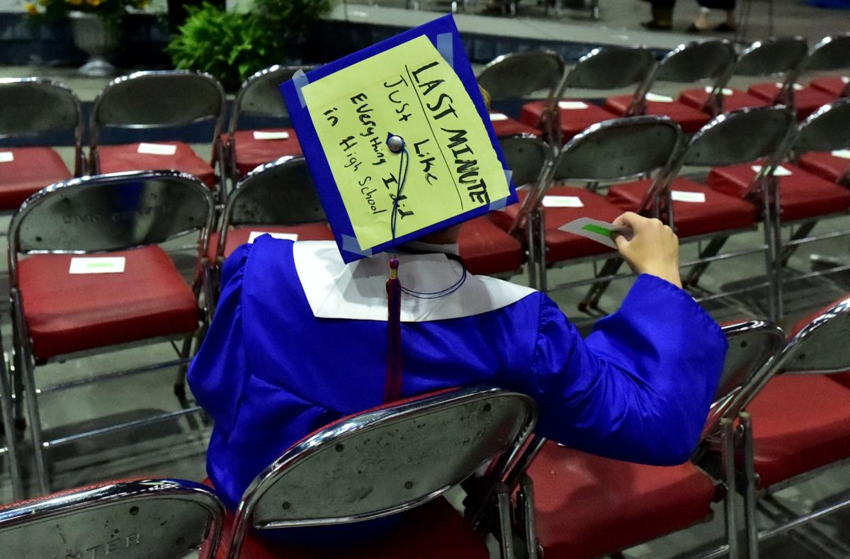 South Glens Falls graduation 2019