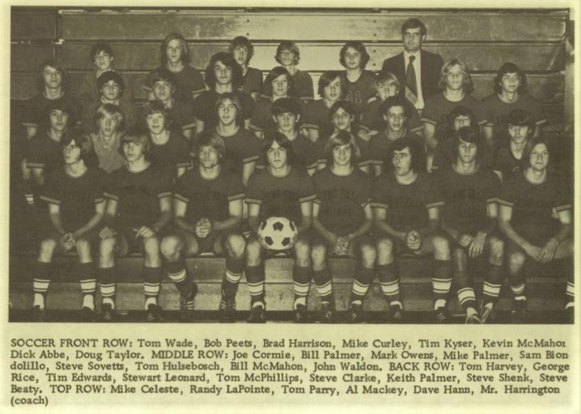 1973 Glens Falls soccer