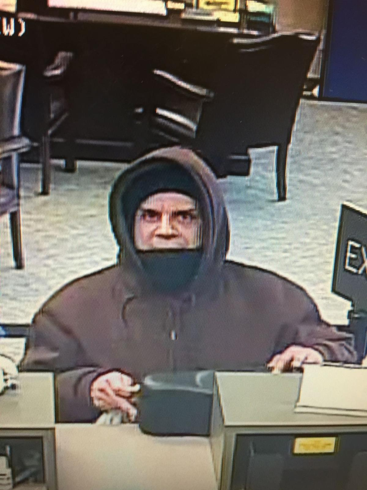 LG bank robber