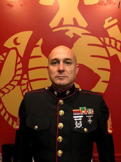 Marine Corps Staff Sgt. Carlton Stacy III