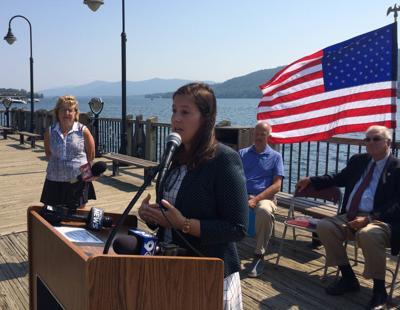 Rep. Stefanik visits Lake George