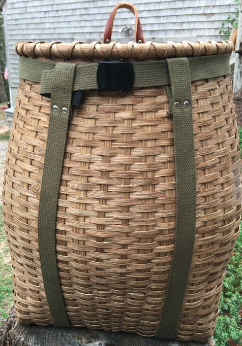 image of pack basket