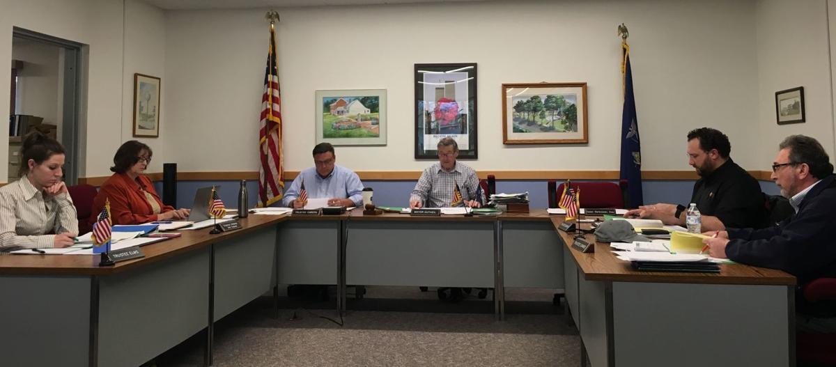 South Glens Falls Village Board