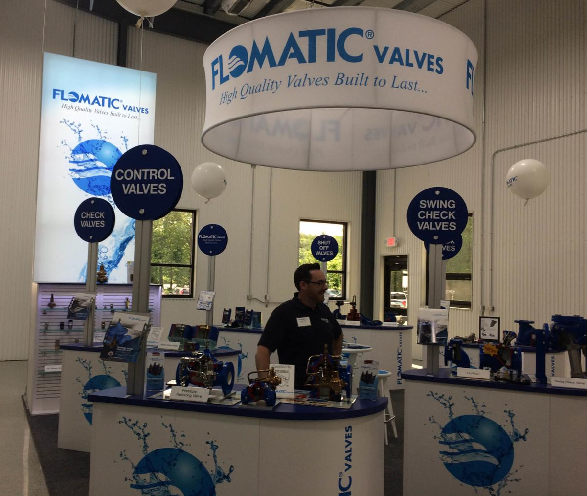 Flomatic celebrates expansion
