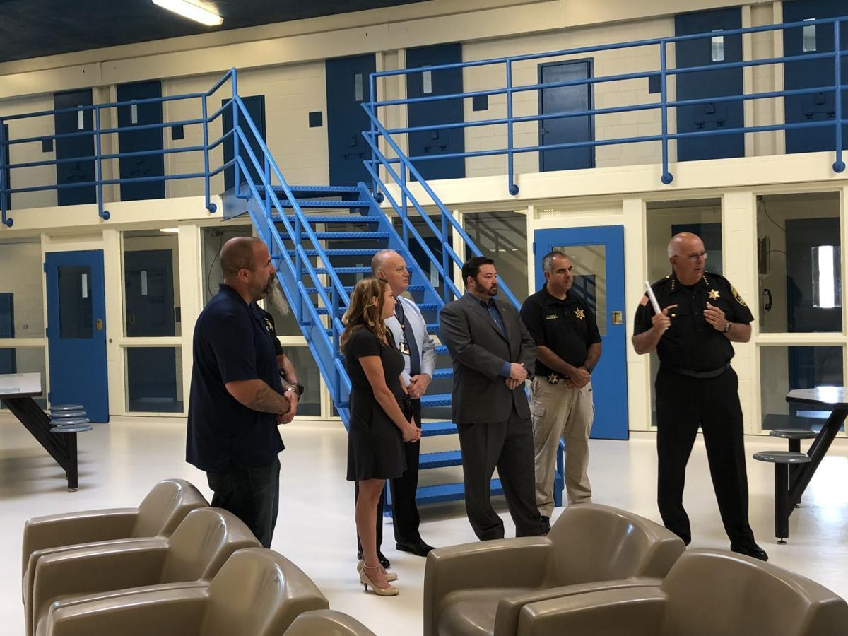 Jail program