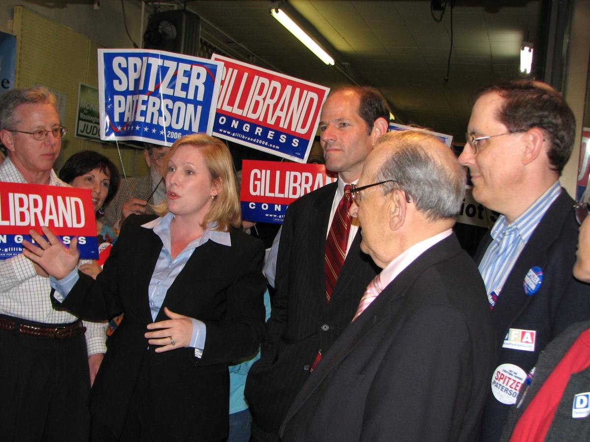 Gillibrand early congressional campaign