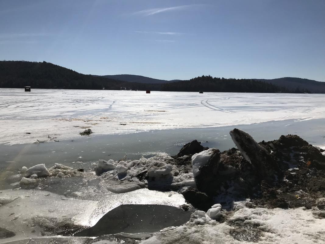 Schroon ice