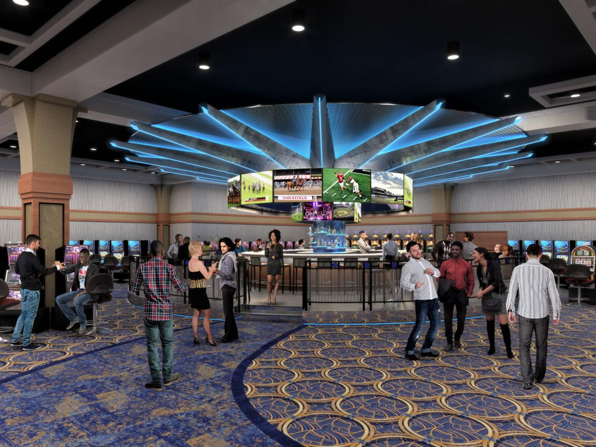 Saratoga Casino Hotel unveils $8 million renovation plans