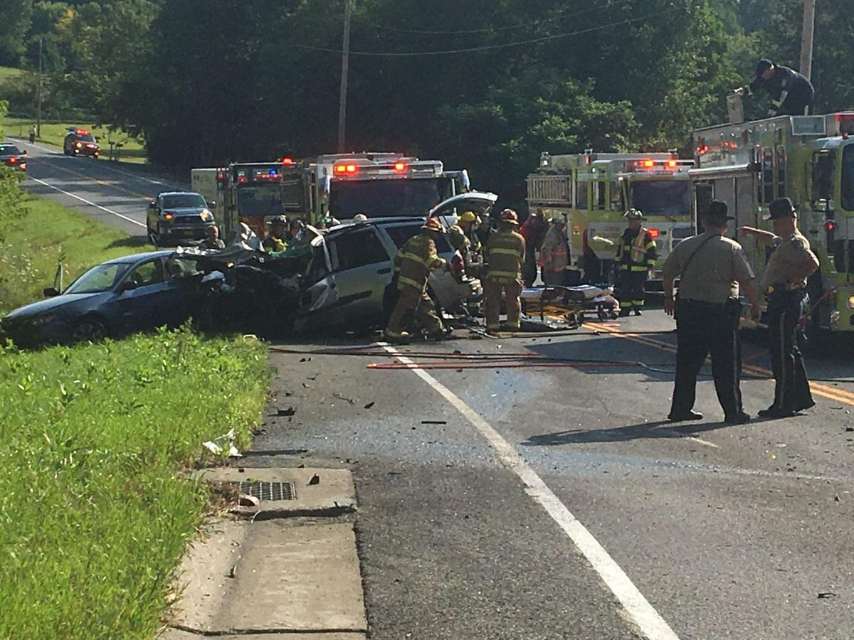 Route 149 crash