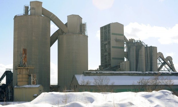 New York Cement Plants : Rule targets cement plant mercury emissions local