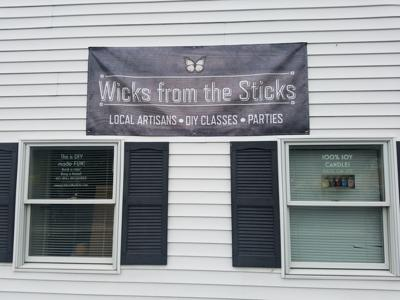 Wicks from the Sticks