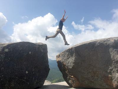 Sentinel Balanced Rocks