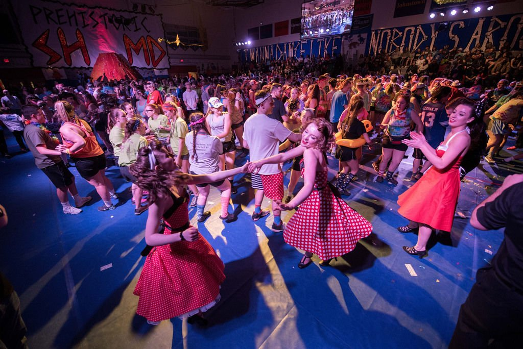 Marathon Dance