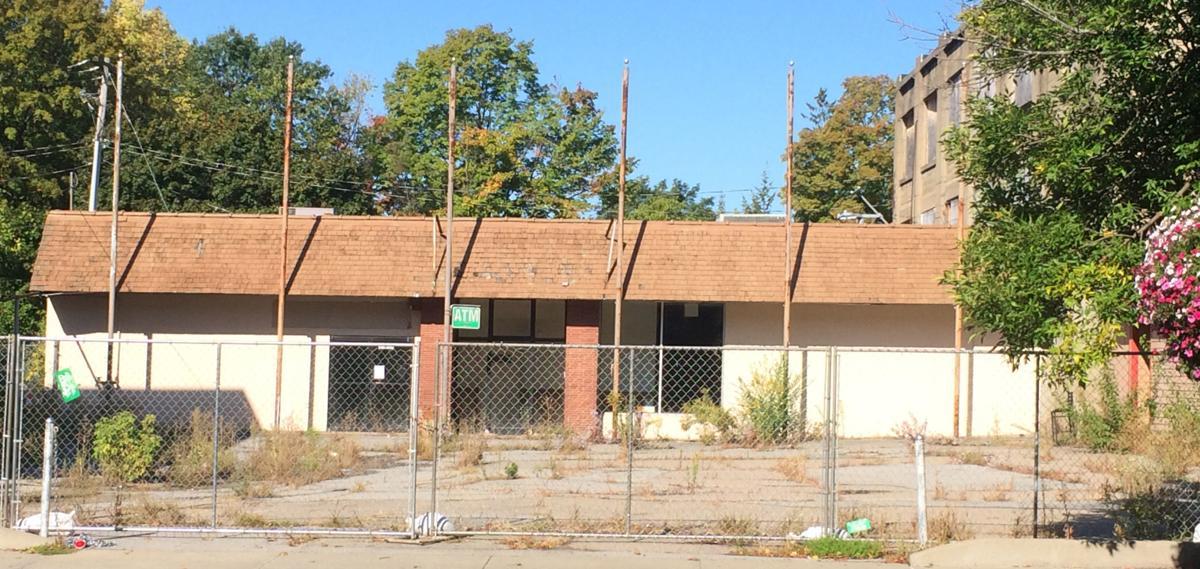 Demolition preparation begins