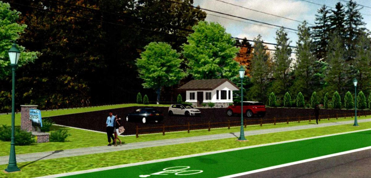 Plan proposed for rest rooms on bikeway