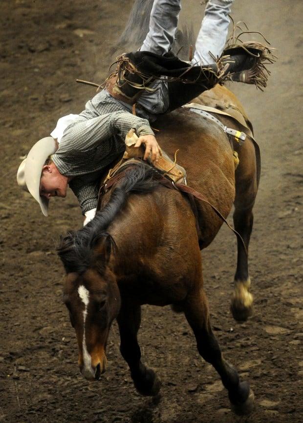 Rodeo Participants Endure Great Pains