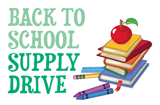 Back To School Supply Drive 2017
