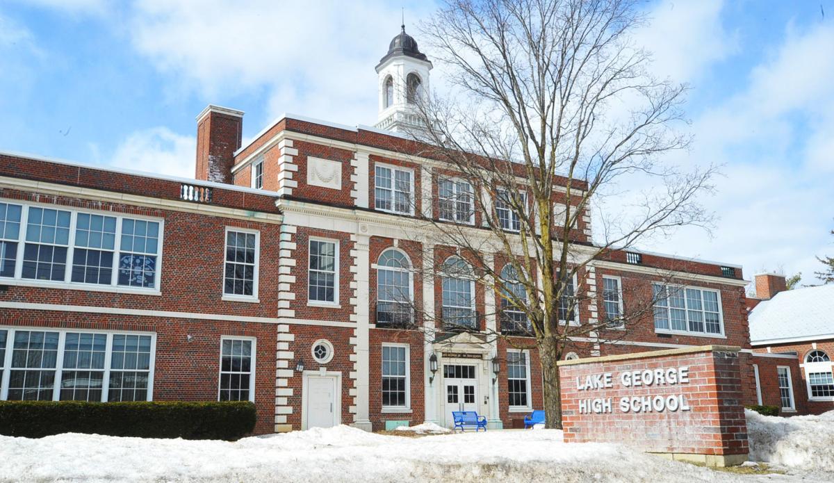 Lake George high school