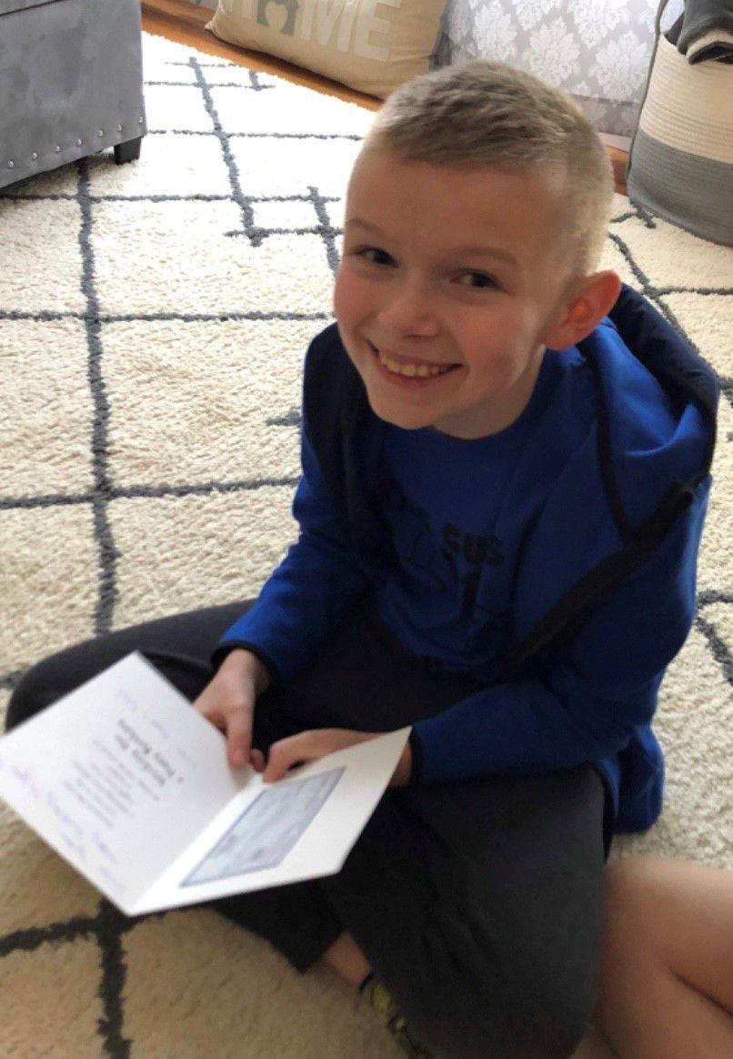 Hometown column: Birthday boy gets surprise parade