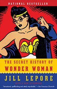 'Secret History of Wonder Woman'
