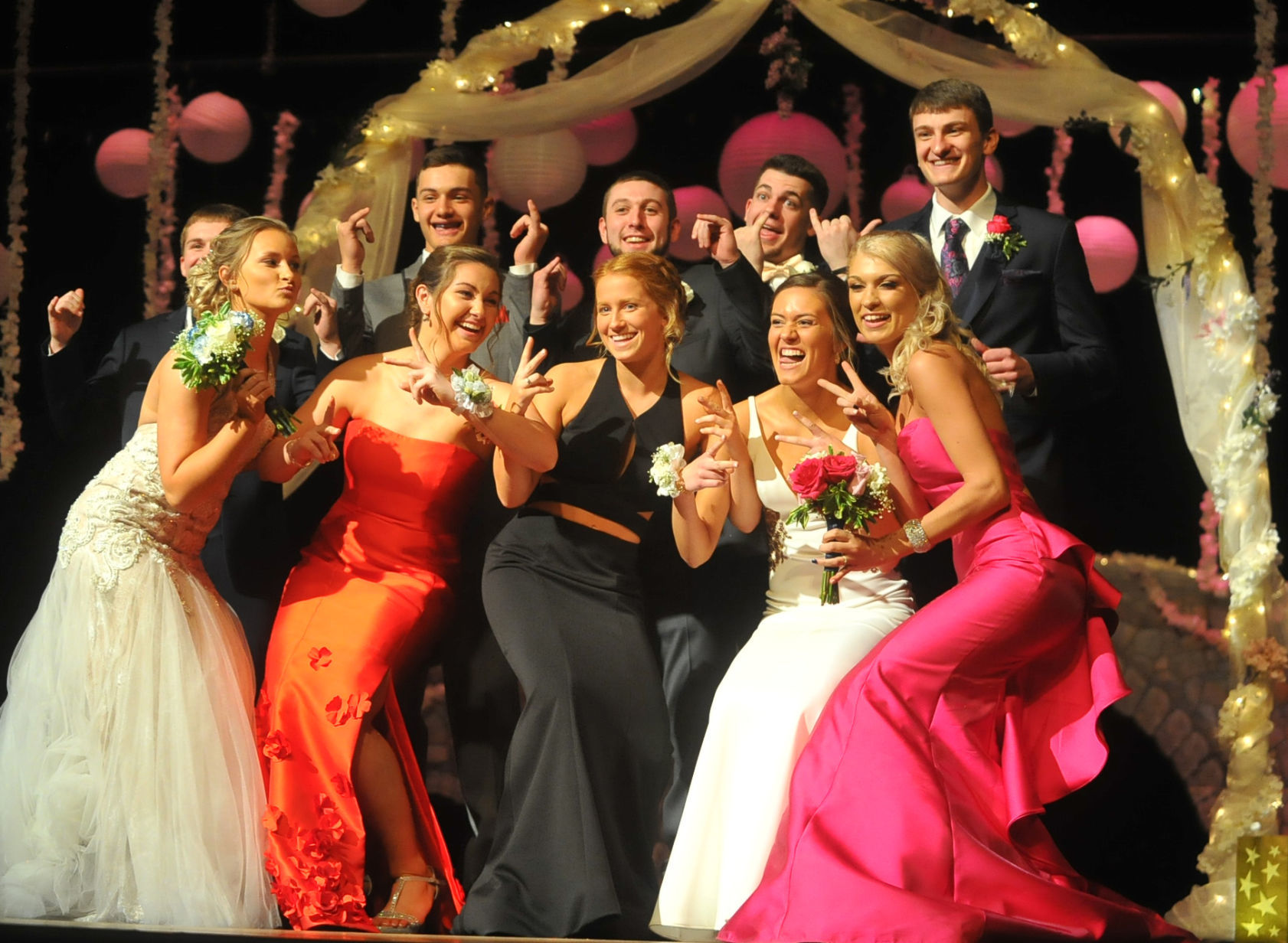 A night to remember: Prom season gets underway