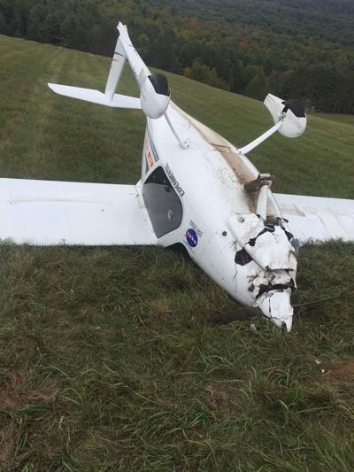 Brant Lake plane crash