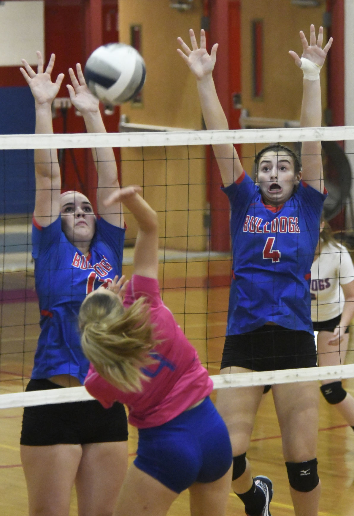 Volleyball: South High vs. Queensbury