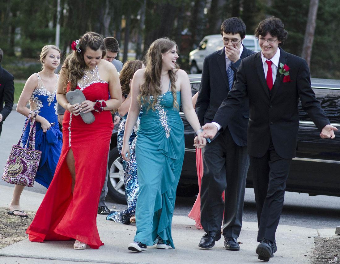 Queensbury High School Prom | Photo