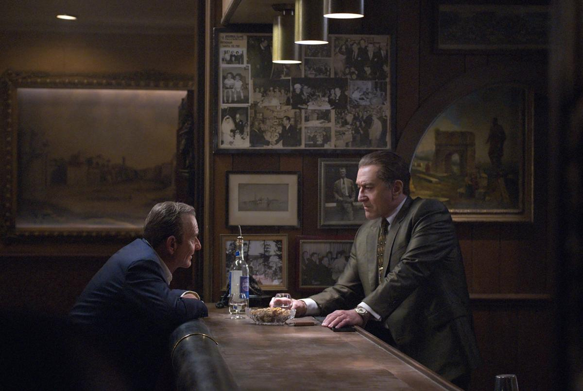 Film-The Irishman Release