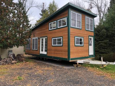 Tiny house or RV?