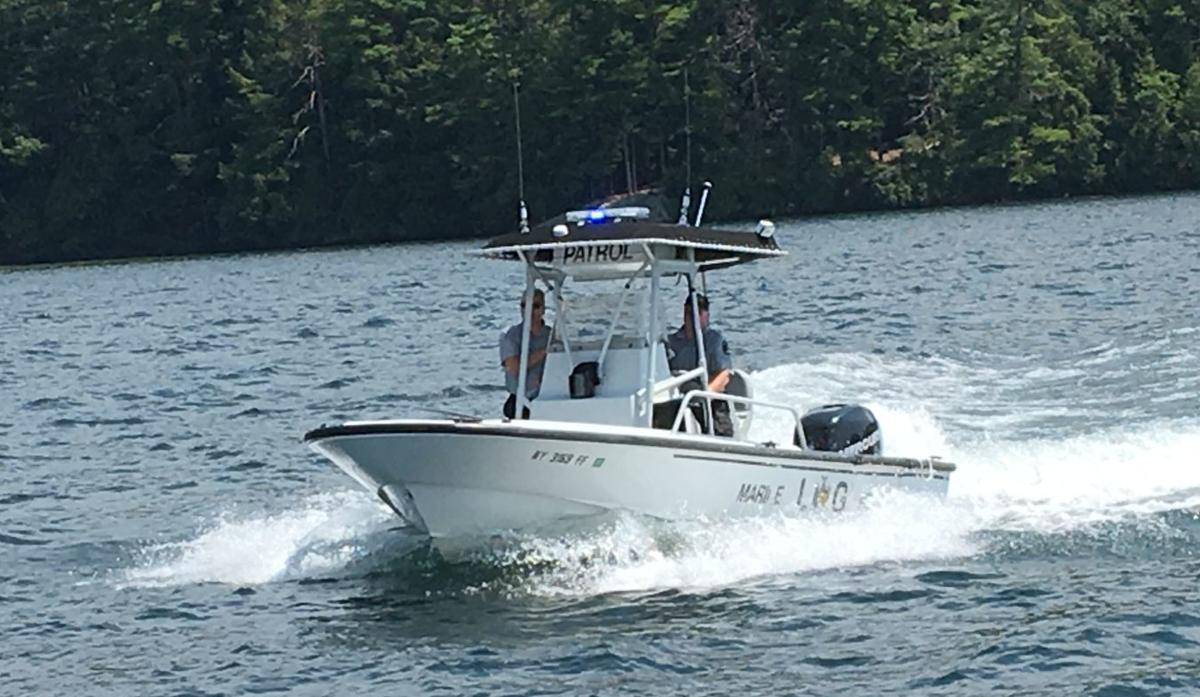 Park Commission boat