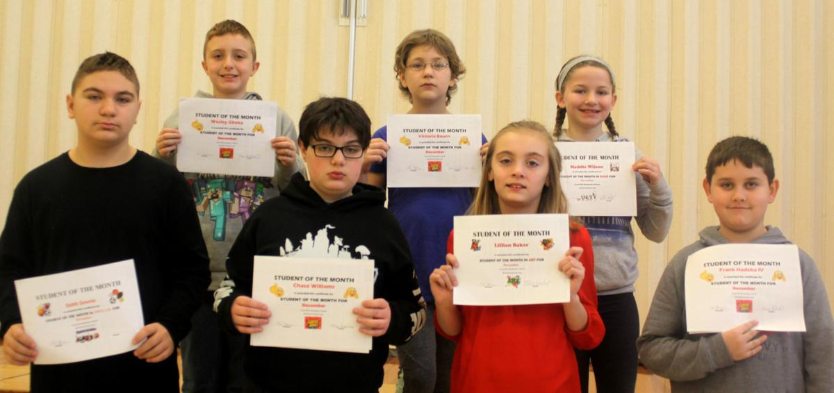 Granville Elementary recognizes students