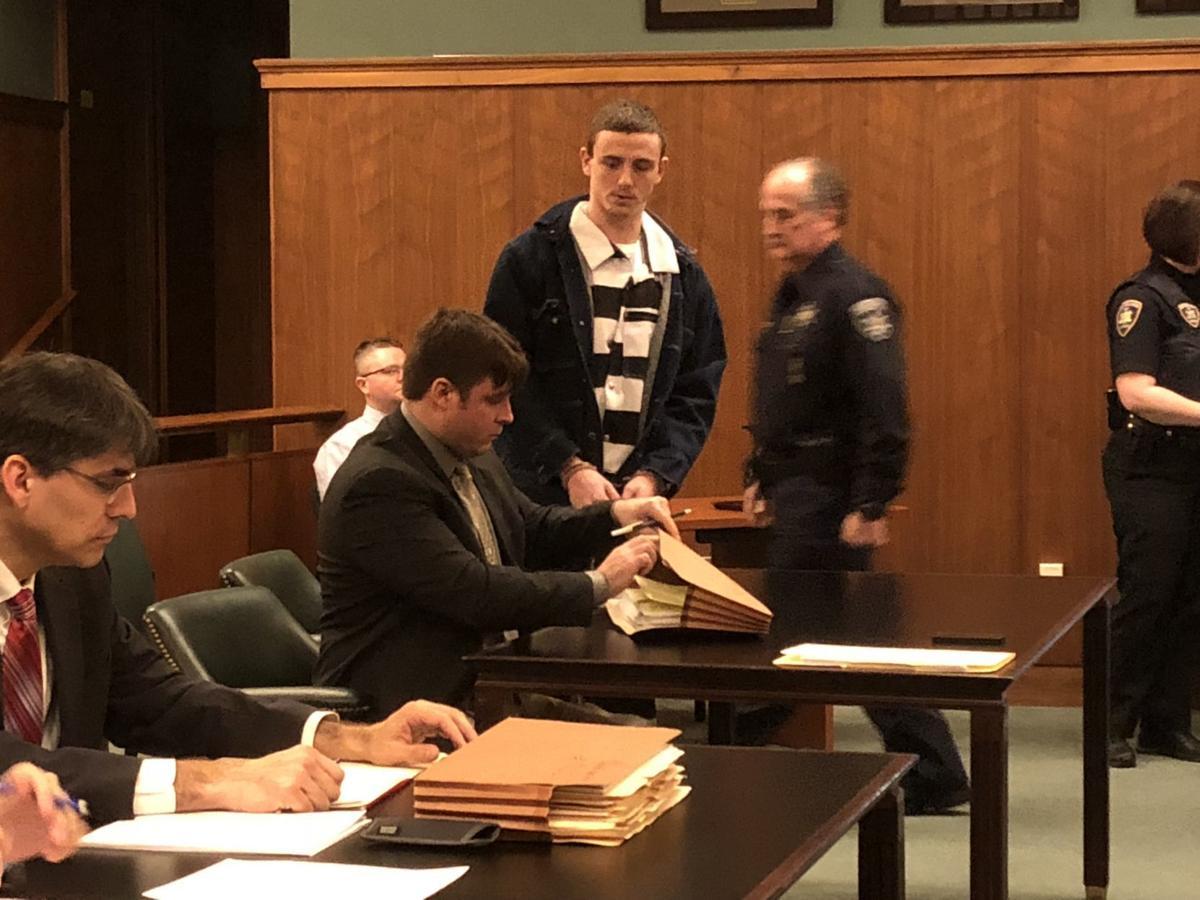 Redden in court
