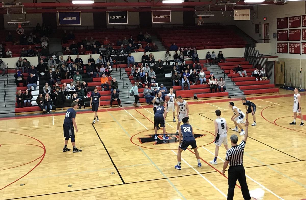 Lake George basketball
