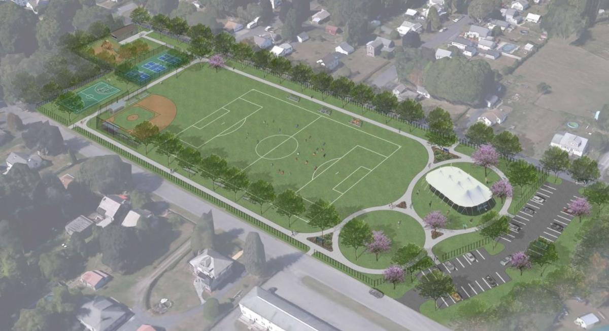 Derby Park plans