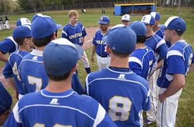Queensbury High School baseball