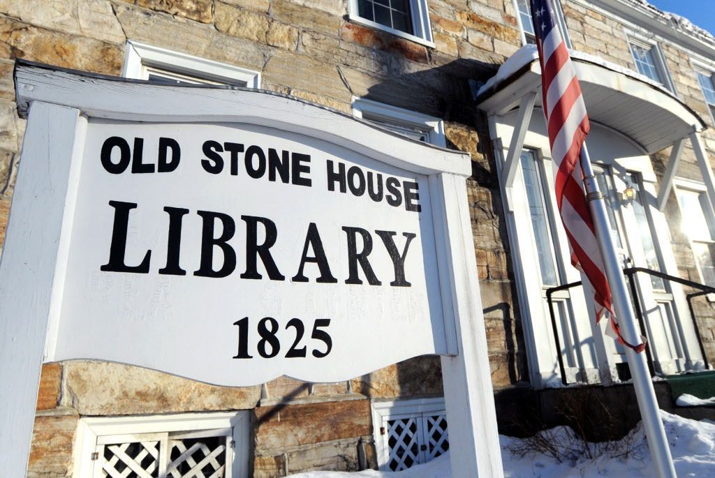 Fort Ann library
