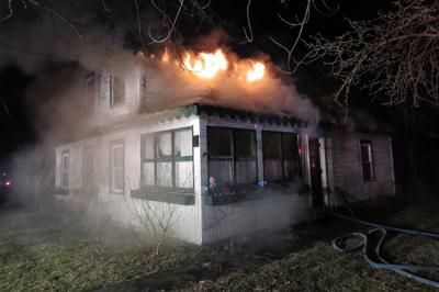 Official: Cigarette caused fire that destroyed house in Queensbury