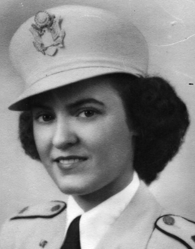 June Cameron Waller Haff