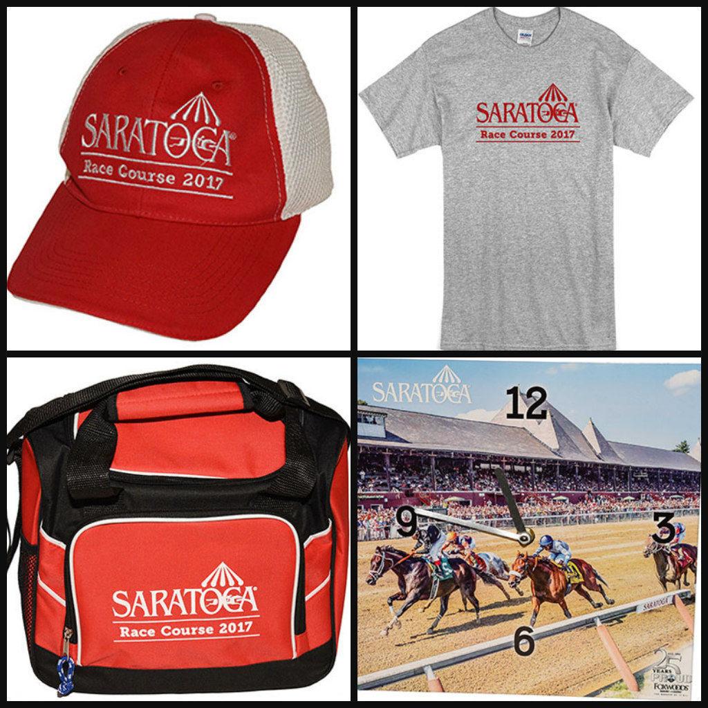 2019 saratoga race track giveaways