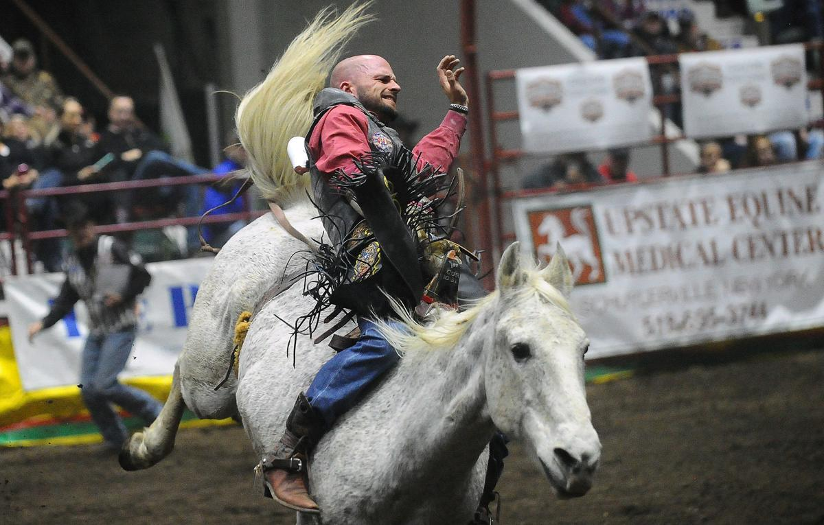 Rodeo Grants A Young Boy S Dream Local Poststar Com